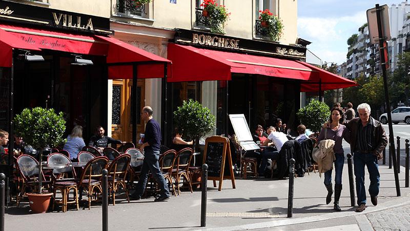 restauranter i paris