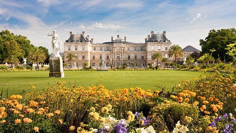 Grand Foyer Jardin Du Luxembourg : Jardin du luxembourg i paris paristips