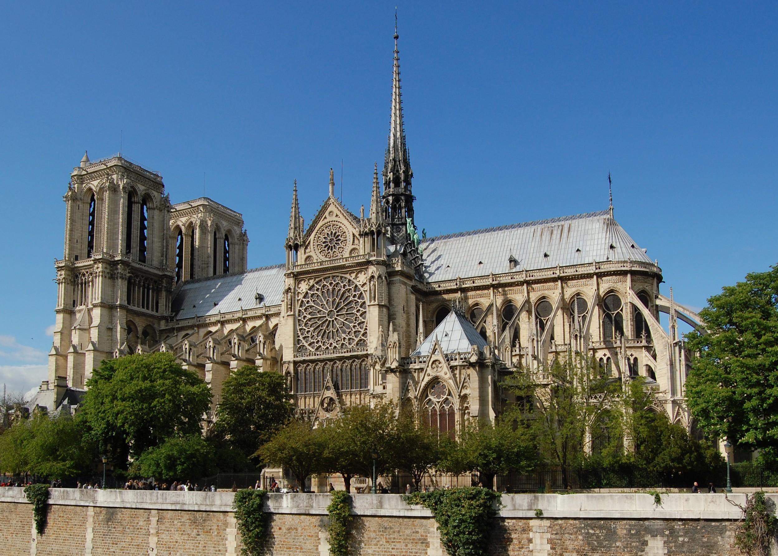 kendte gader i paris