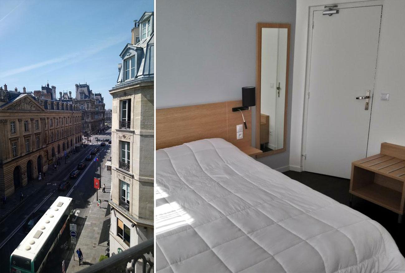 bedste hoteller i paris